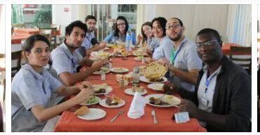 Eating in Tunisia