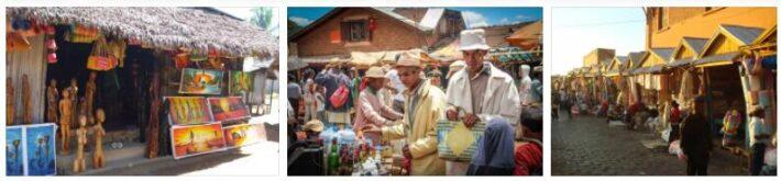 Shopping in Madagascar