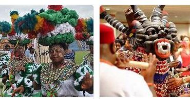 Nigeria Arts and Traditions