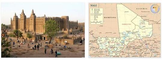 Mali Cities